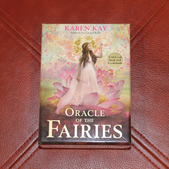 Oracle of the Fairies - Hay House